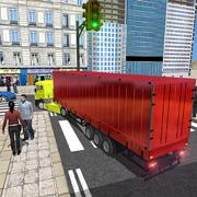 市亲卡车驾驶模拟器