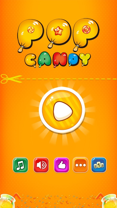Pop Candy Star screenshot one