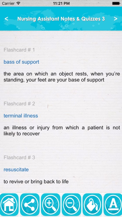 Nursing Assistant Exam Review : 4800 Quiz & Study Notes