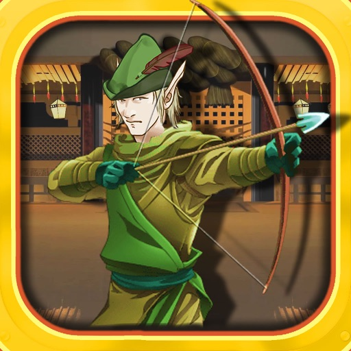 Sniper Hood - The Best Archery Game icon