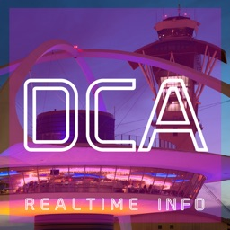 DCA AIRPORT - Realtime, Map, More - RONALD REAGAN WASHINGTON NATIONAL AIRPORT