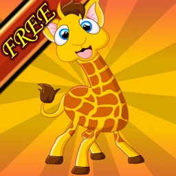 Cute Giraffe Escape - Premade Room Escape Game