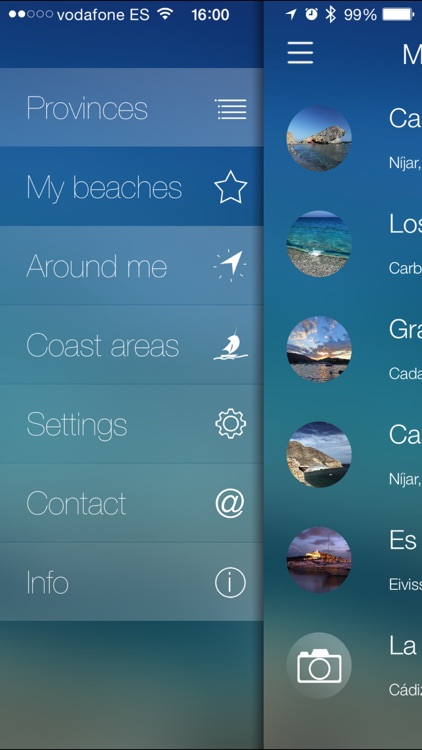 iPlaya+ the most complete guide to Spanish beaches, with weather forecast for beaches and coast areas