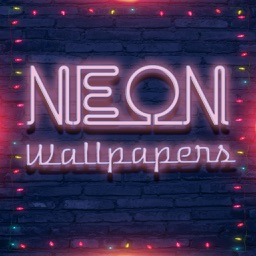 Neon Lock Screen Maker 2016 - Glowing Wallpapers HD Collection and Colorful Backgrounds Free