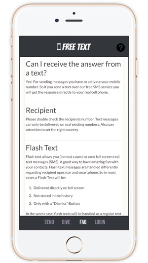 Free Text Message on the App Store