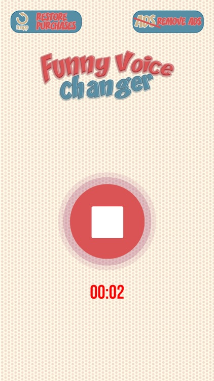 Funny Voice Changer with Sound Effects – Cool Ringtone Maker and Audio Recorder Free screenshot-4