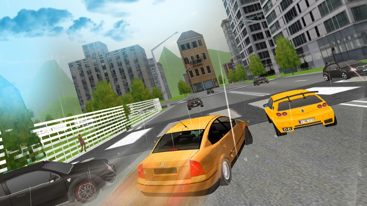 Modern City Taxi Driving Sim 3D: Ultimate Drive