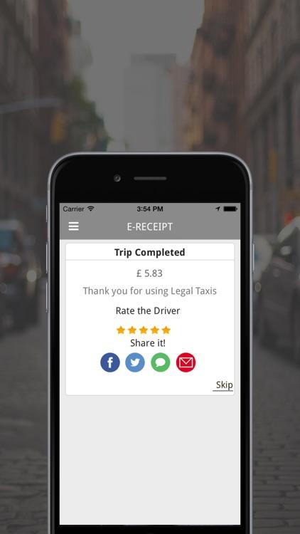 Legal Taxis screenshot-4