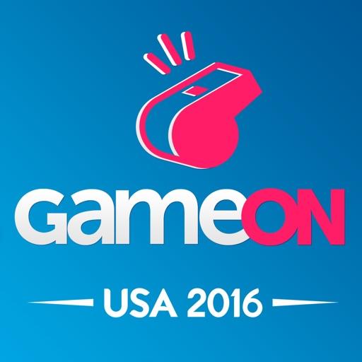 GameON - 2016 Centennial Copa America edition