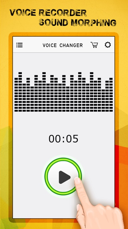 Voice Change.r Pro - The Audio Record.er & Phone Calls Play.er with Robot Machine Sound Effects screenshot-3