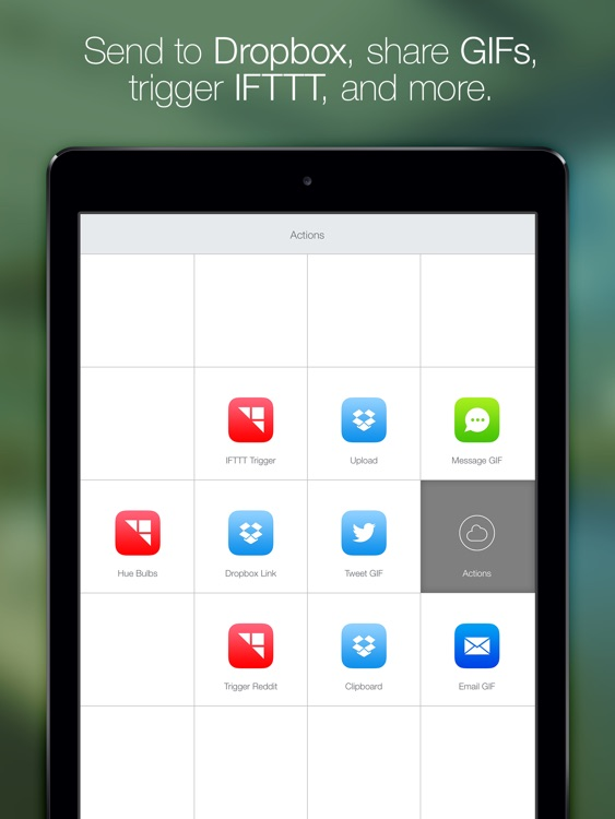 Launch Center Pro for iPad screenshot-3