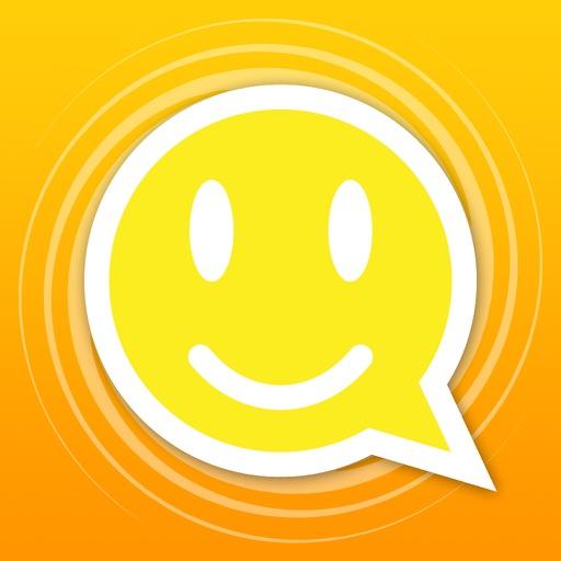 Stickers Free3 -Gif Photo for WhatsApp,WeChat,Line,Snapchat,QQ,Kik,Telegram iOS App