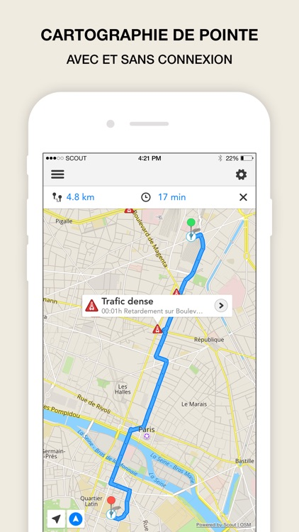 Scout Navigation & Cartes (F) screenshot-3