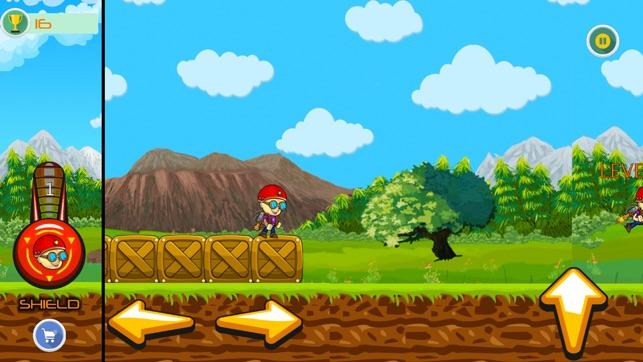 Jet-Boy Screenshot