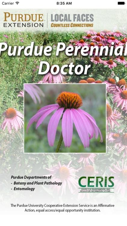 Purdue Perennial Doctor