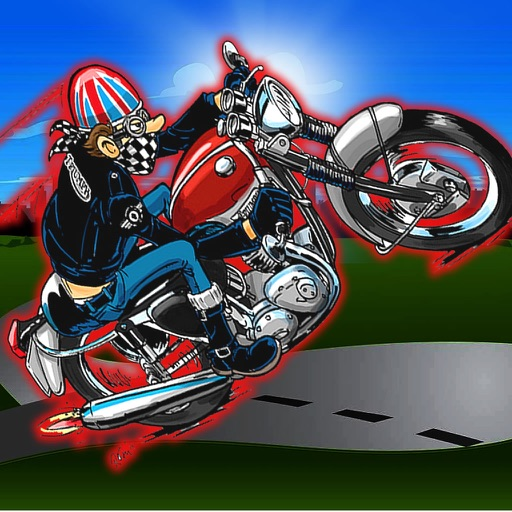 A Dangerous Motorcycle Racing - furiously game