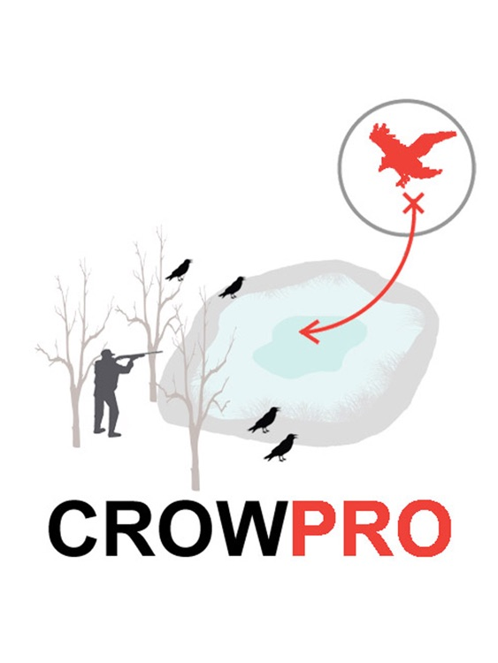 Crow Hunt Planner for Crow Hunting CROWPRO screenshot-0