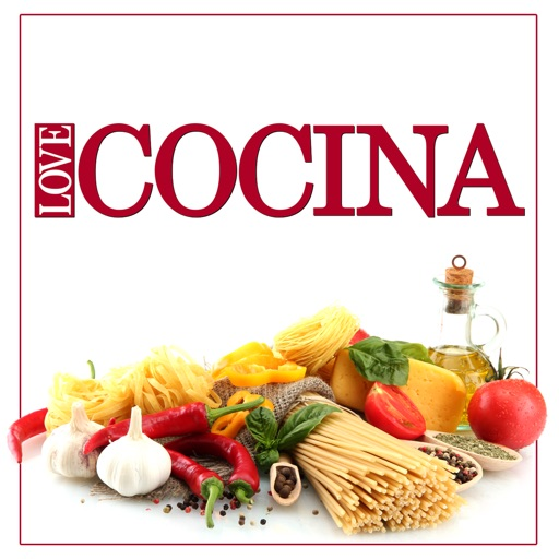 Love Cocina revista icon
