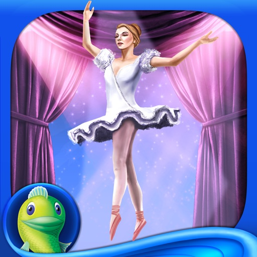 Dark Dimensions: Shadow Pirouette HD - A Scary Hidden Object Game icon