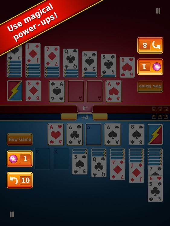 Solitaire Versus screenshot-3
