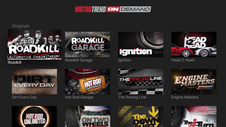 Motor Trend OnDemand – Live Racing, Motorsports, & More