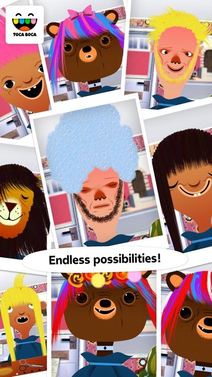 Toca Hair Salon screenshot-4