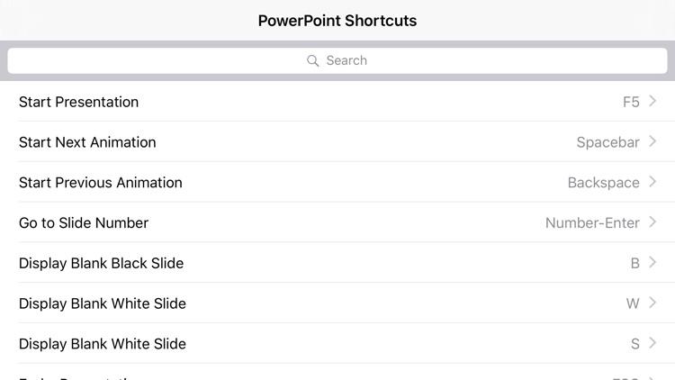 Shortcut: PowerPoint Edition screenshot-3