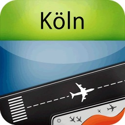 Cologne Airport (CGN) Flight Tracker