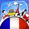 Francés diccionario - ibro de frases gratuito sin conexión con fichas educativas y voz de un hablante nativo