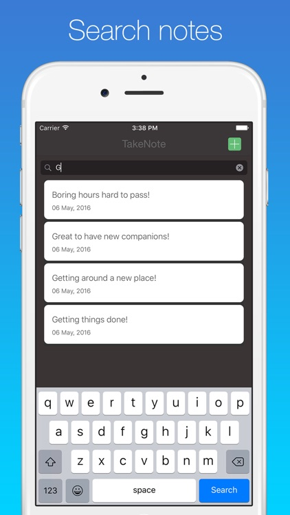 Take Note - Pocket Edition screenshot-4