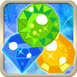 Sweet Jewels: Deluxe Puzzle 3