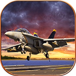 Fly Airplane 18 Simulator