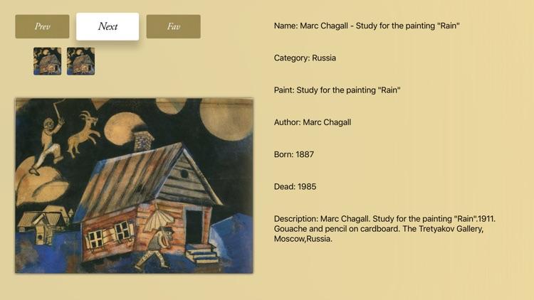 Marc Chagall Art Info