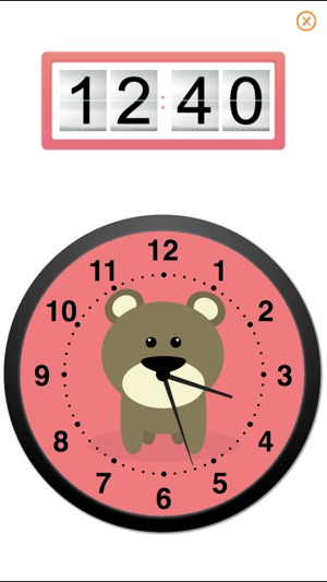 how to tell time kids