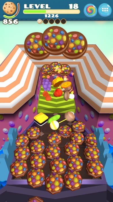Cookie Dozer Pusher Screenshot