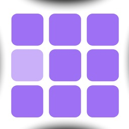 Color cube - spot the different square