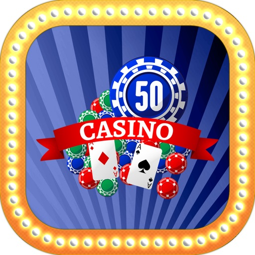 Casino Games Slots Macines 50 - Free Slots Machines icon