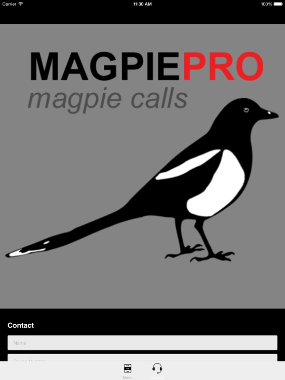 REAL Magpie Calls for Hunting -Magpie Sounds! + (ad free) BLUETOOTH COMPATIBLE screenshot-3