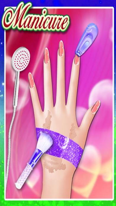 Wedding Preparation Nail Manicure Pedicure Virtual Nail Art Nail