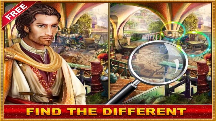 The Wonder Of Babylon Hidden Objects Game