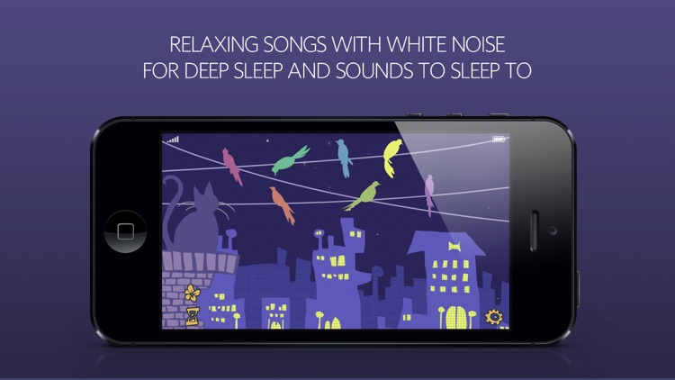 Sleep Sounds Music Lullabies ~ Relaxing Songs with White Noise for Deep Sleep and Sounds to Sleep to