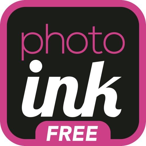 Photo Ink Free-добавить стильные текста к фотографиям