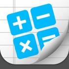 计算备注 = 计算器 + 备注 (CalcNote LE) icon