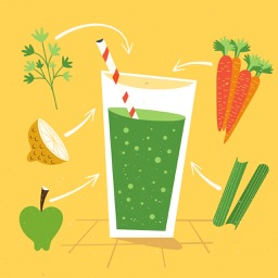 Smoothies Recipes Free - Healthy and Raw fit your body & life