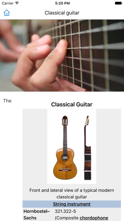CHI Encyclopedia of Music