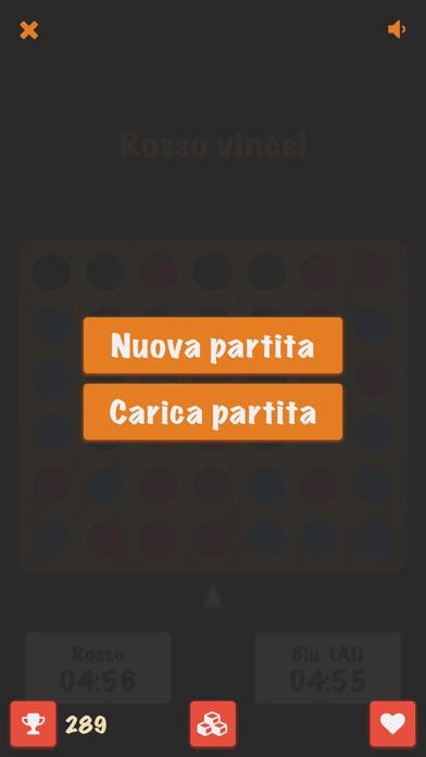 Forza Quattro • I Classici giochi italiani screenshot four