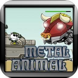 Shooting of Metal Animal - Defense Game