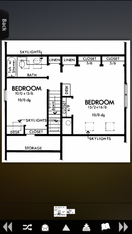 Cabin Style House Plans screenshot-4