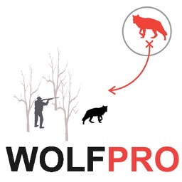 Wolf Hunt Planner for Wolf Hunting WolfPRO for PREDATOR HUNTING