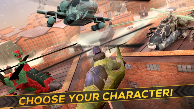 Helicopter Fighter Pilot Controller Simulator Game For Free screenshot-3